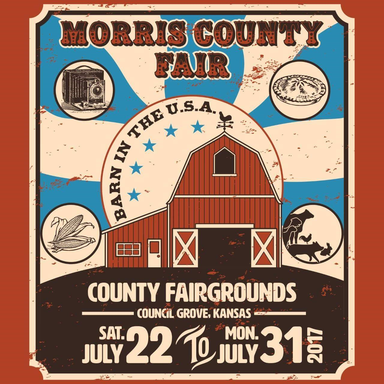 2017 Morris County Fair Schedule