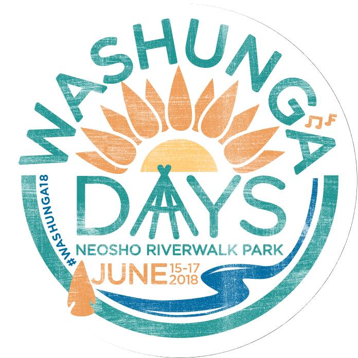 Washunga Days 2018 Schedule!