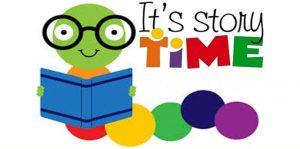 Story Time Caterpillar