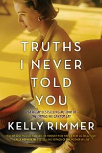 Truths I Never Told You book cover