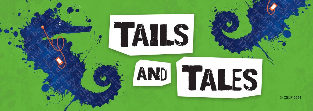 Tails and Tales Banner
