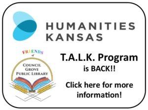 TALK Program Announcement