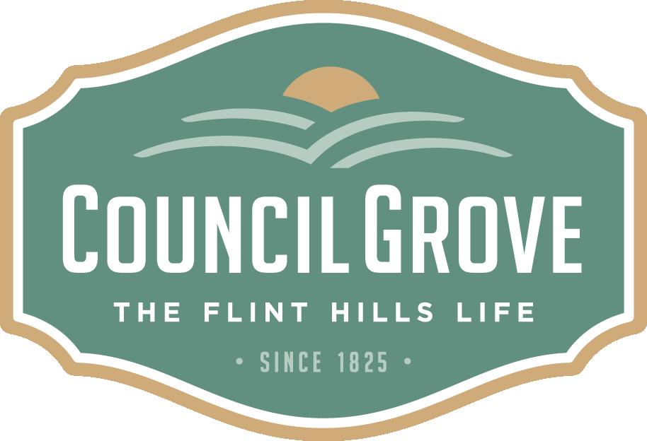 Council Grove Flint Hills Life Logo