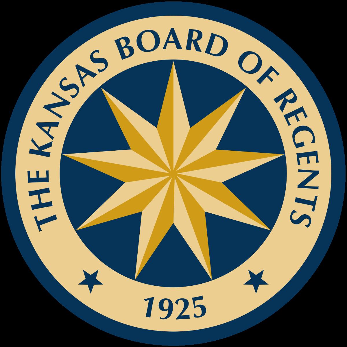 Kansas Board of Regents logo