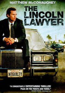 Lincoln Lawyer DVD Cover